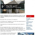 BBC News Article On Beach Hut Sale