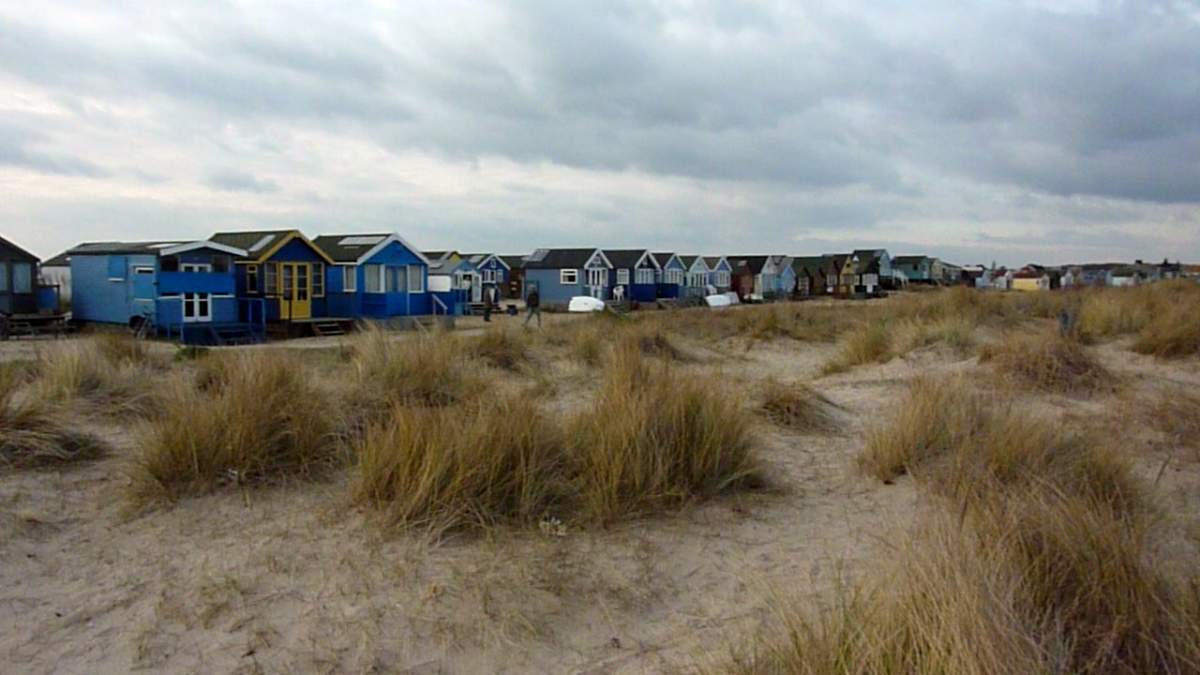 Mudeford Sandbank Beach Huts For Sale